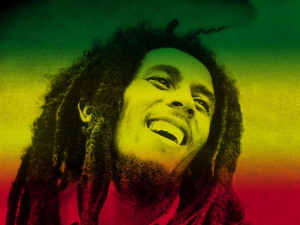 The iconic Reggae star
