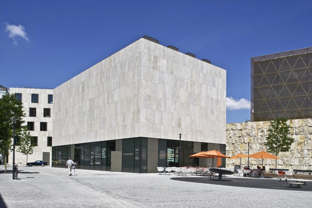 Juedisches Museum Muenchen klein