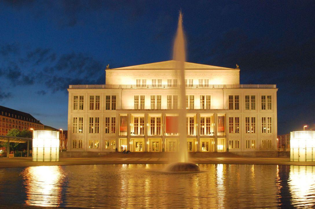 Leipzig Opera Photograph:Andreas Schmidt
