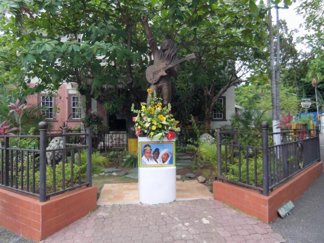 Bob Marley Museum 3