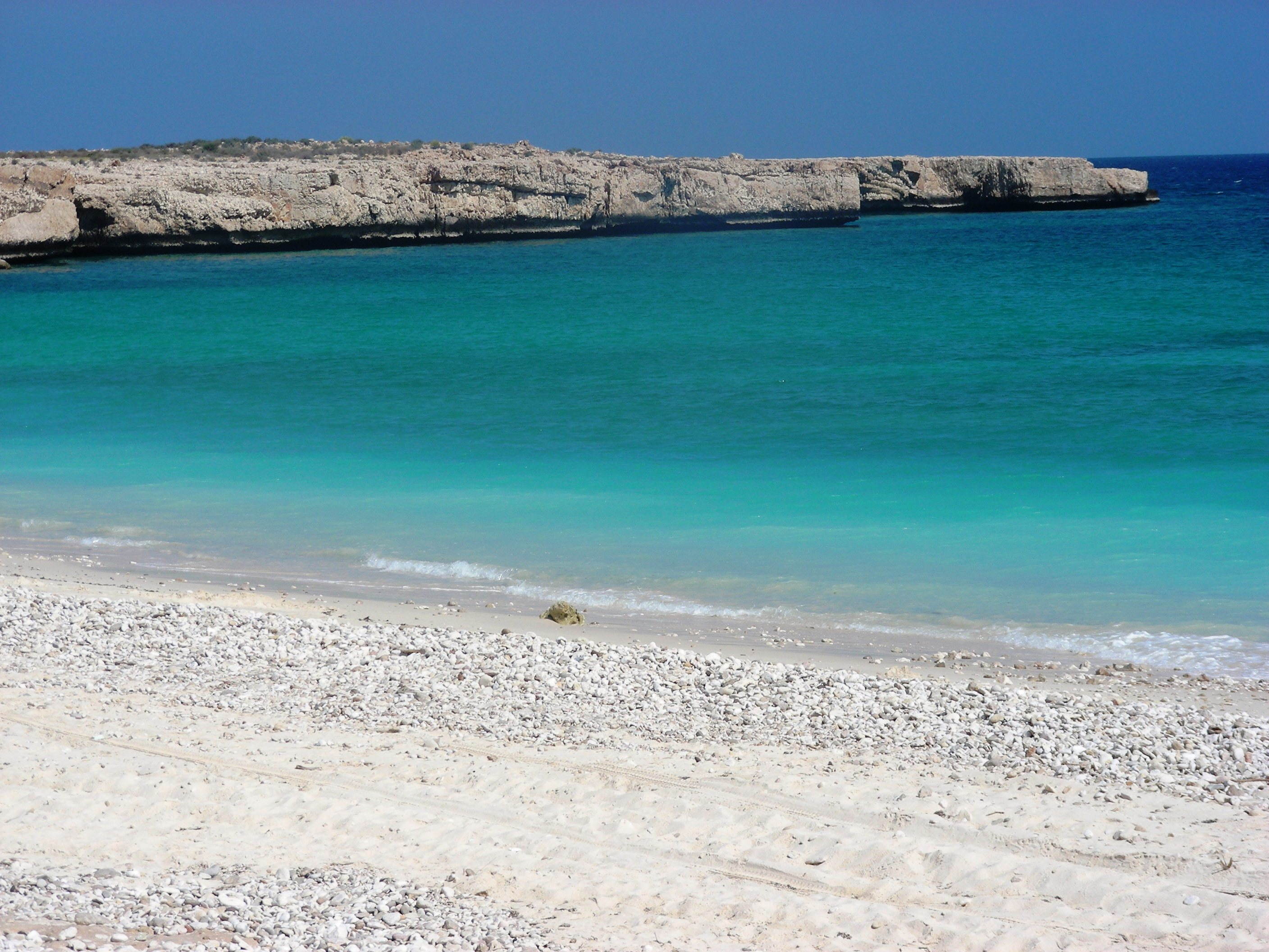 Best Beaches Middle East